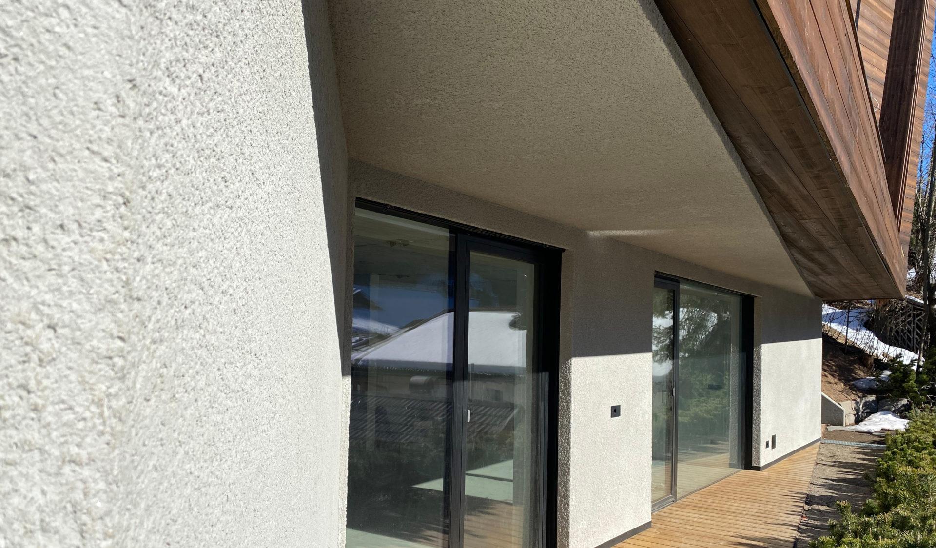 Wohnbau in Gröden, Baufirma Schweigkofler aus Südtirol